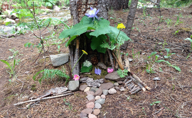 How To Make Fairy Houses Your Kids Will Love