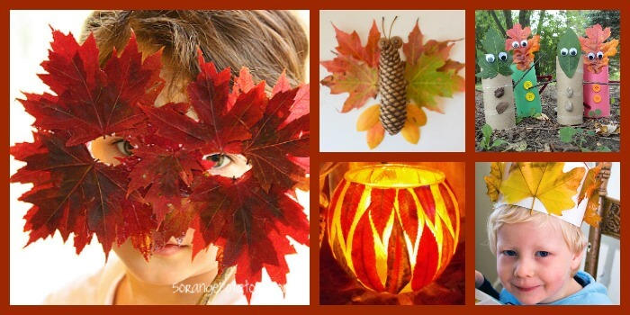 9 Fall Leaf Crafts and Activities Your Kids Will Love