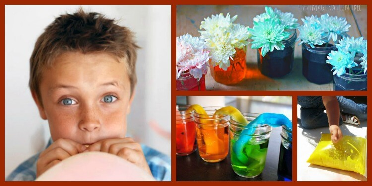 5 Easy Science Activities to Amaze Your Kids