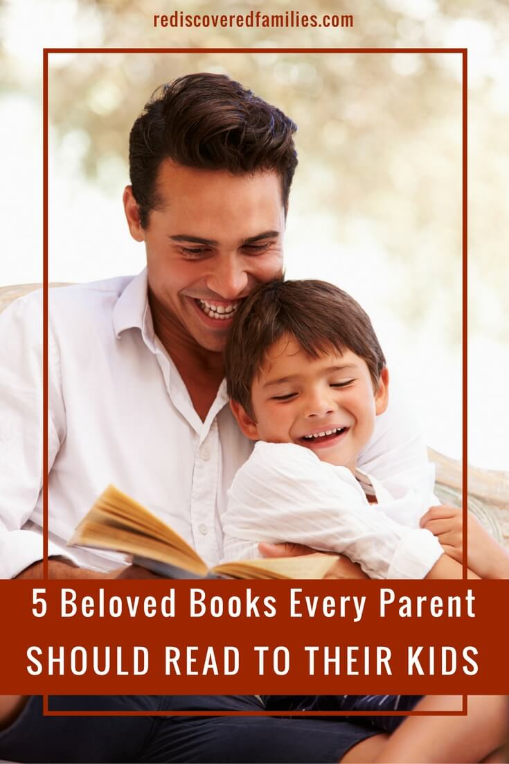 5 Beloved Books Every Parent Should Read To Their Kids