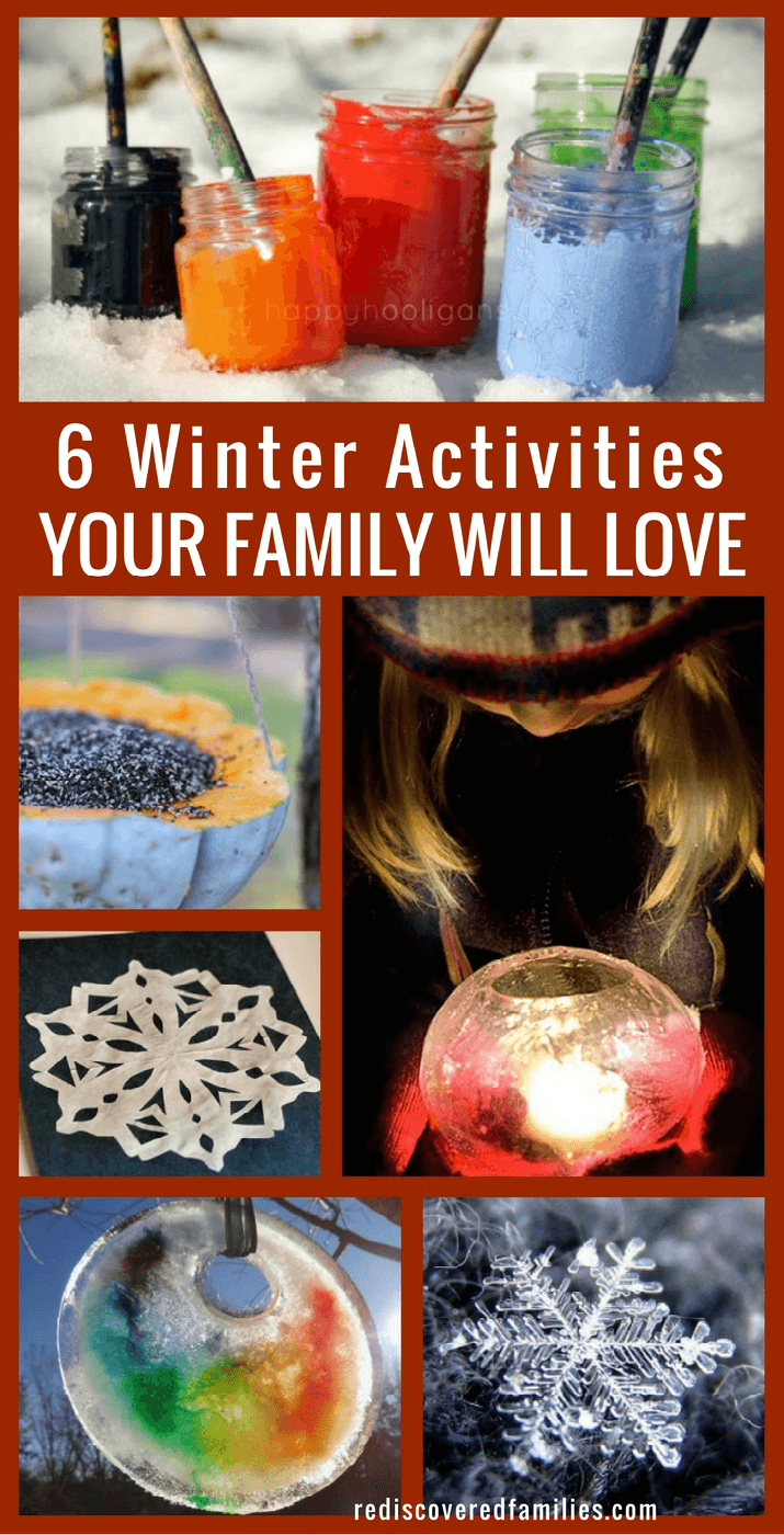 6 Sensational Winter Activities Your Family Will Really Love