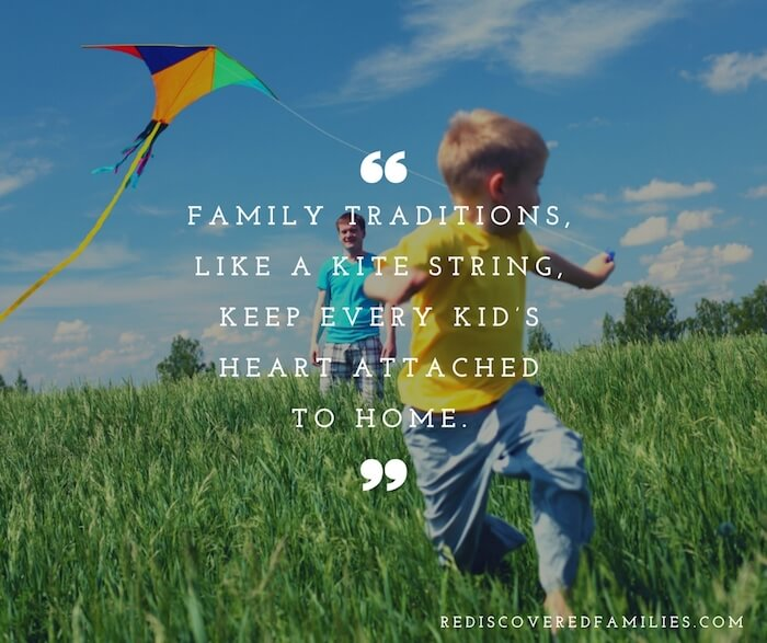 Why Every Family Needs Traditions And How To Create Them