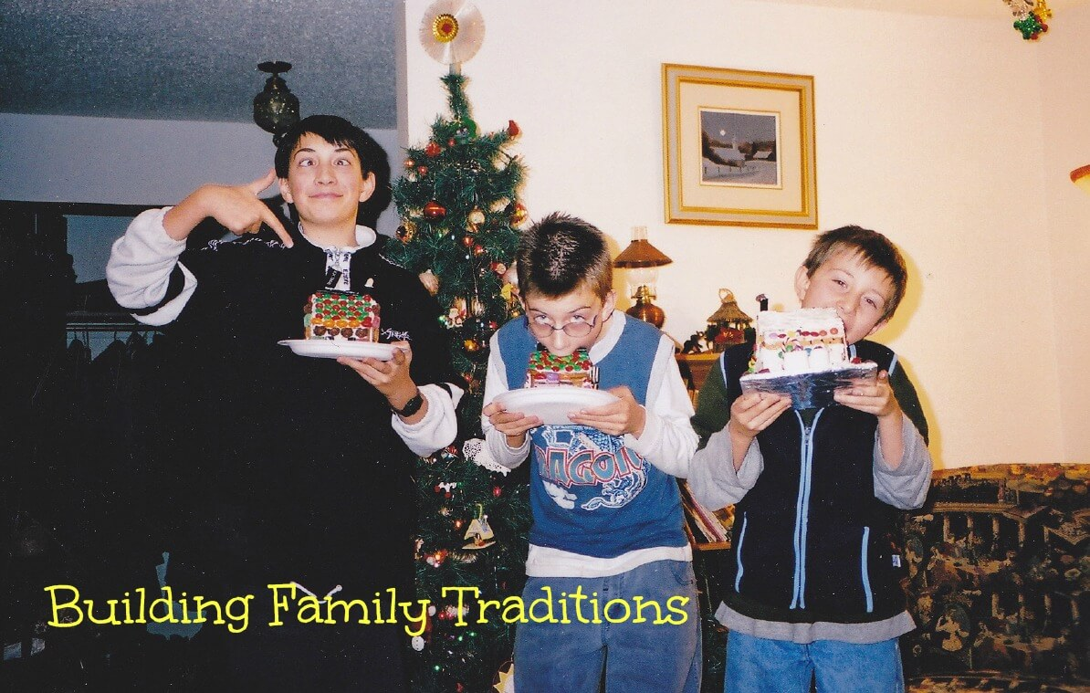 family traditions A huge idea list of kid-approved favorite family traditions to create memories with  your family during the holidays and throughout the whole year.