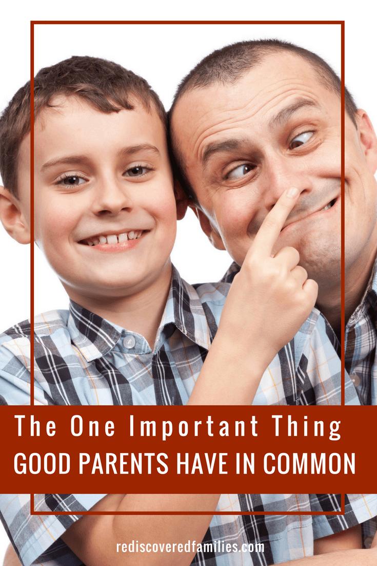 Good Parents