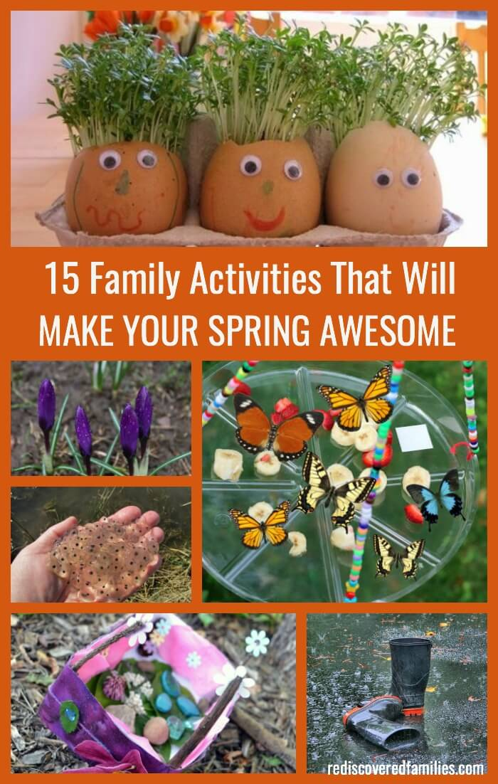 15 Spring Pastel Nail Designs: 15 Awesome Spring Activities To Enjoy WIth Your Kids