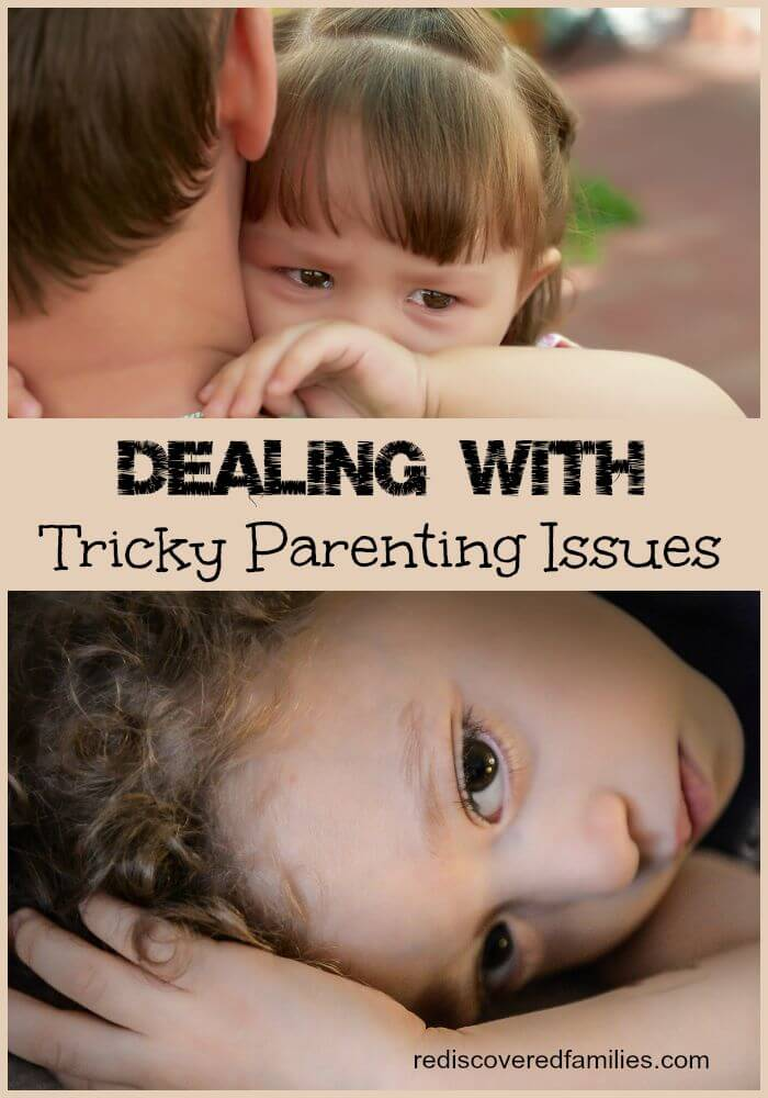 Community Wisdom: Dealing With Tricky Parenting Issues