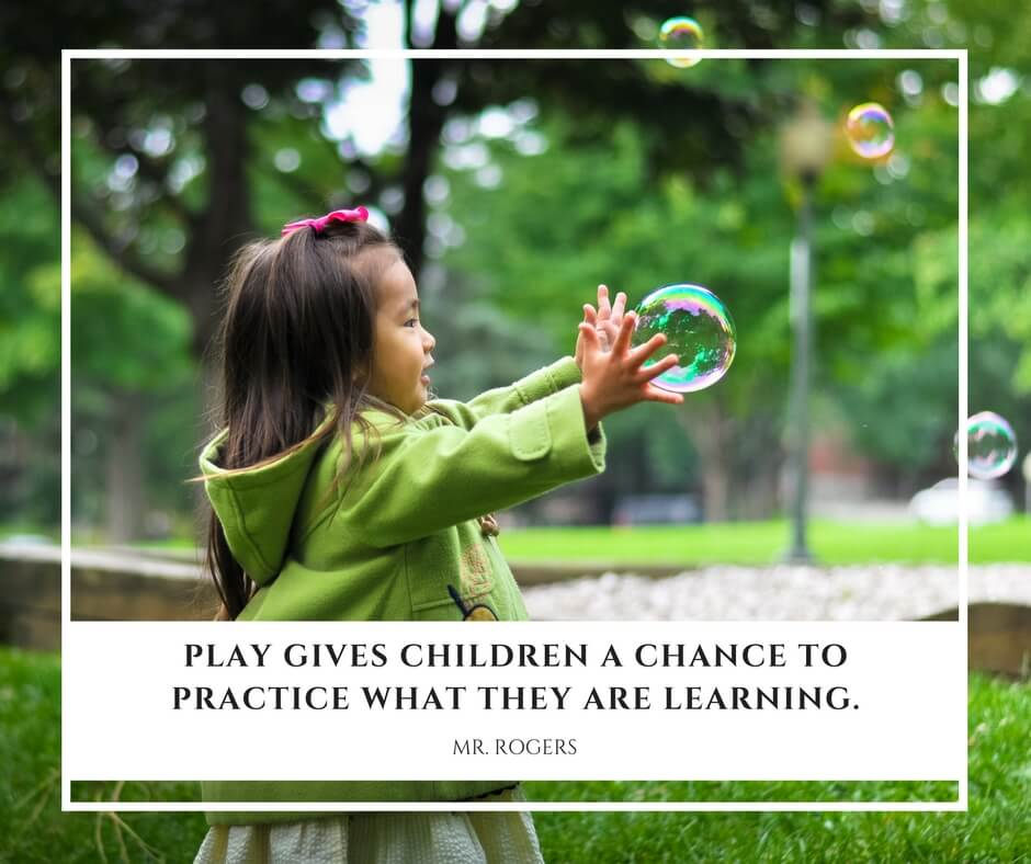 For The Children's Sake Please Let Them Play