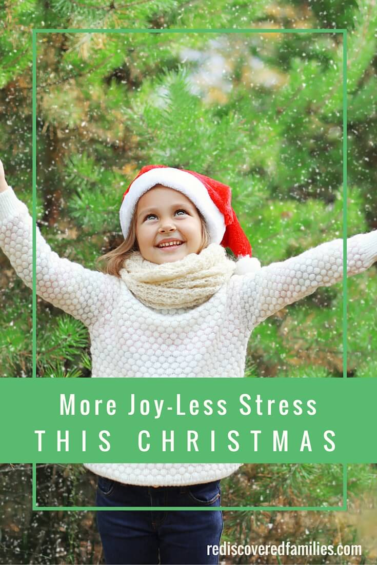 Are you looking for more joy and less stress this Christmas? You don't want to miss these four super practical reads to help you reclaim joy during this holiday season. Let's start right now!