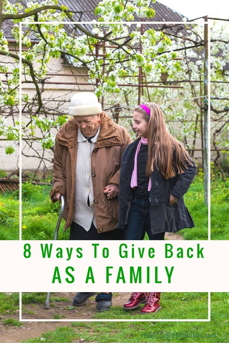 Raise compassionate kids and show them how to give back with these family activities. There are lots of suggestions and ideas for reaching out to help others. Make kindness a family affair!