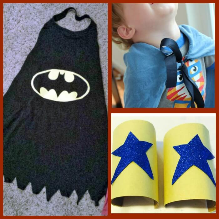 Capes and Cuffs