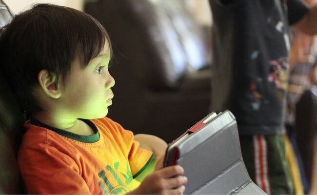 How Screen Time Affects Your Child