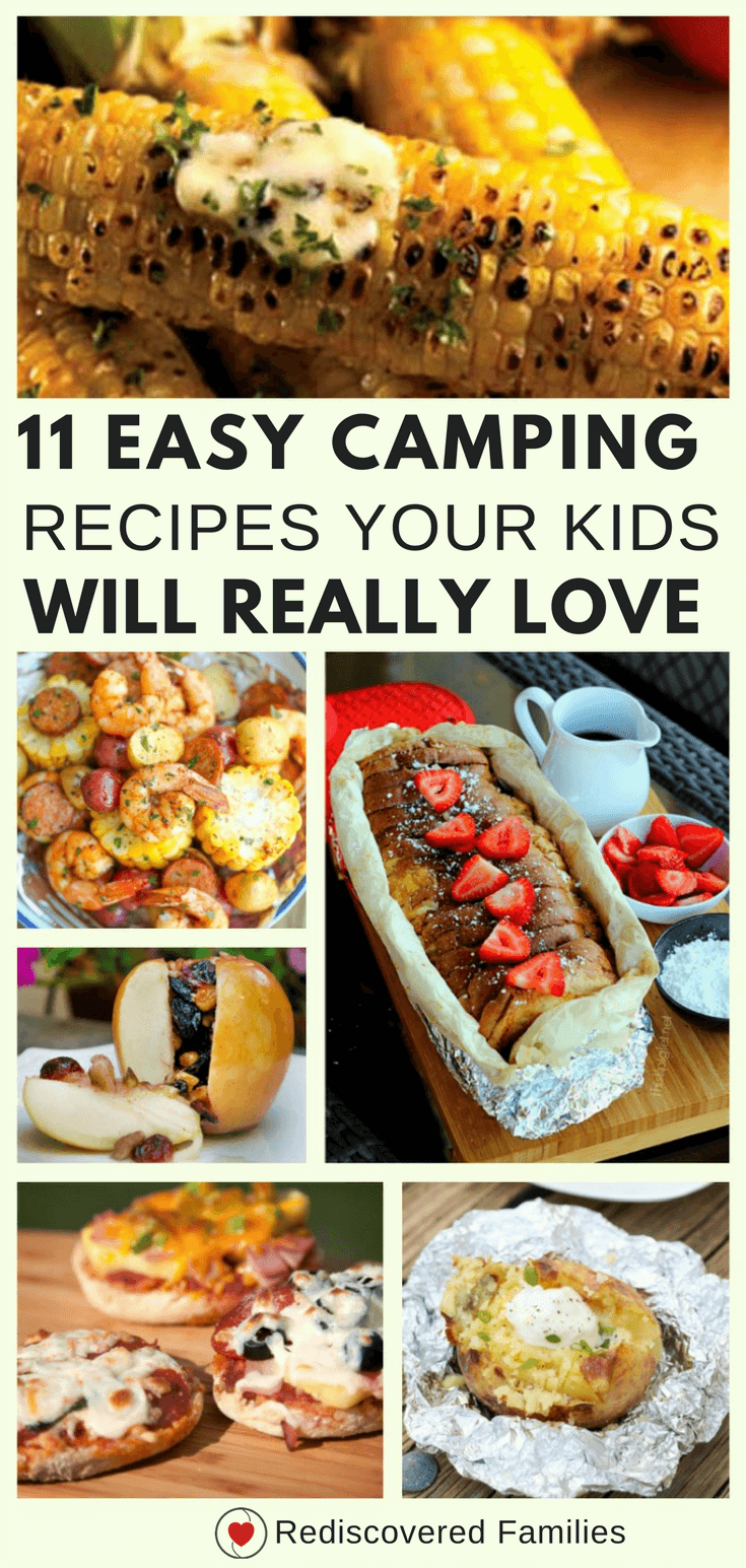 11 Quick Easy Campfire Meals For Families To Make
