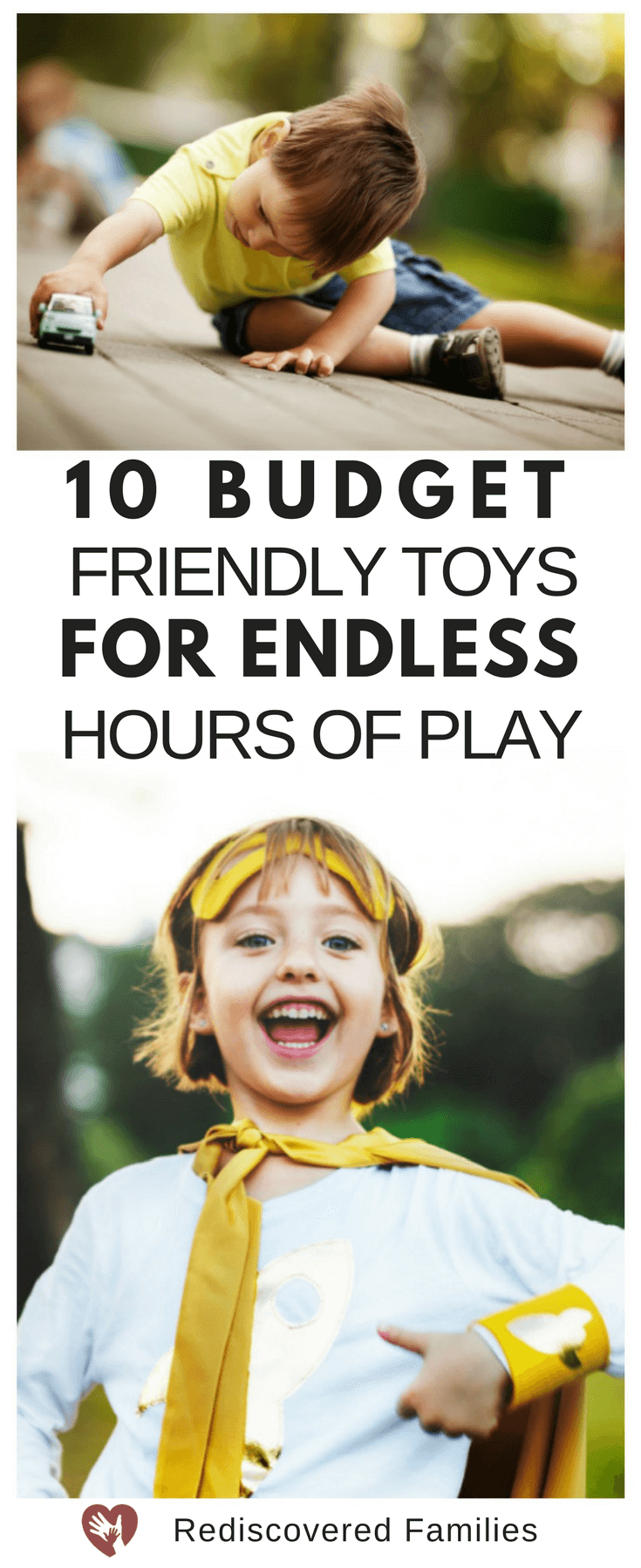 10 Cheap Open-Ended Toys For Endless Hours of Play
