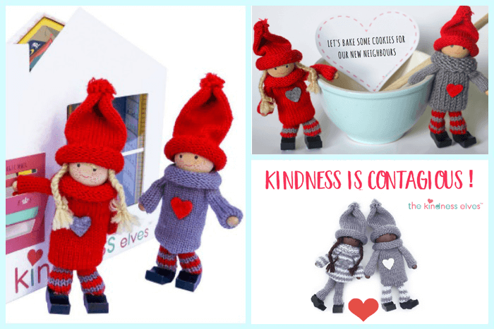 magic of the Kindness Elves