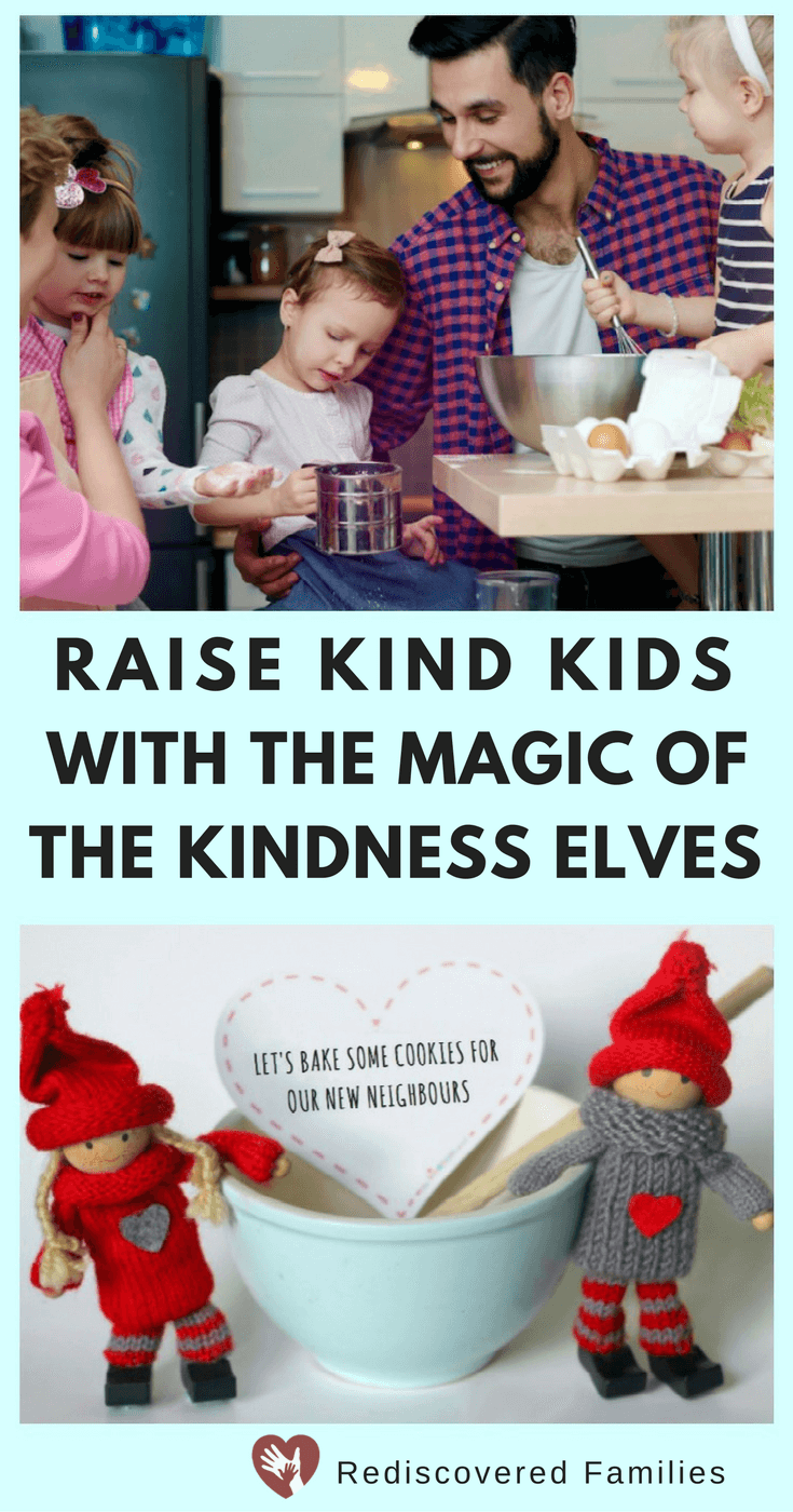 The magic of the Kindness Elves