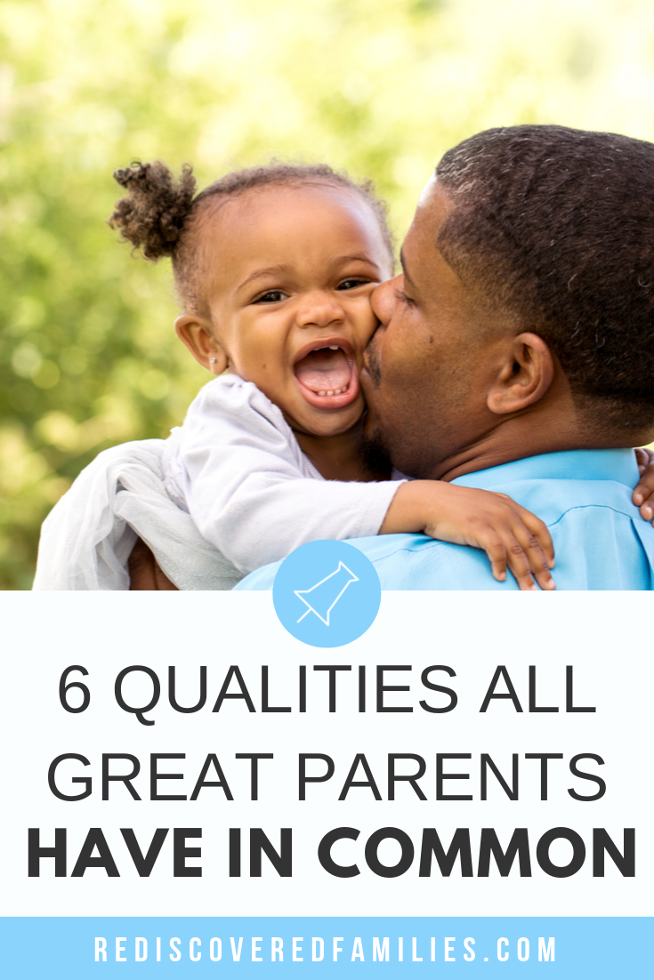 Qualities of Good Parents