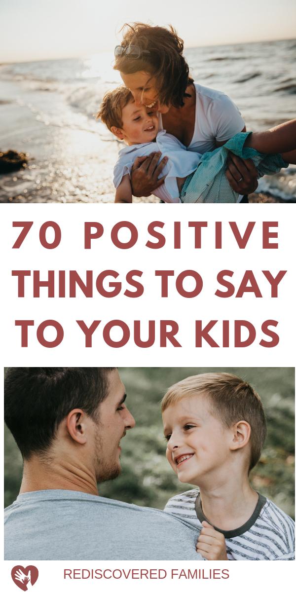 Best Positive Words For Kids
