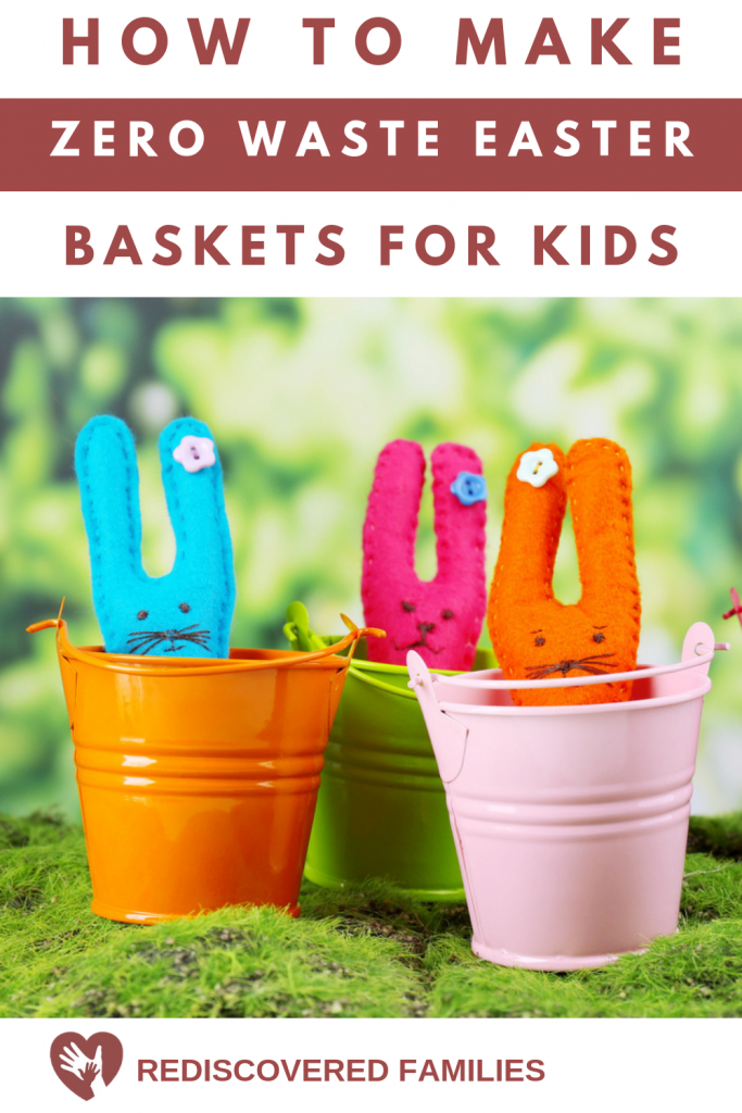 Zero Waste Easter Basket Ideas