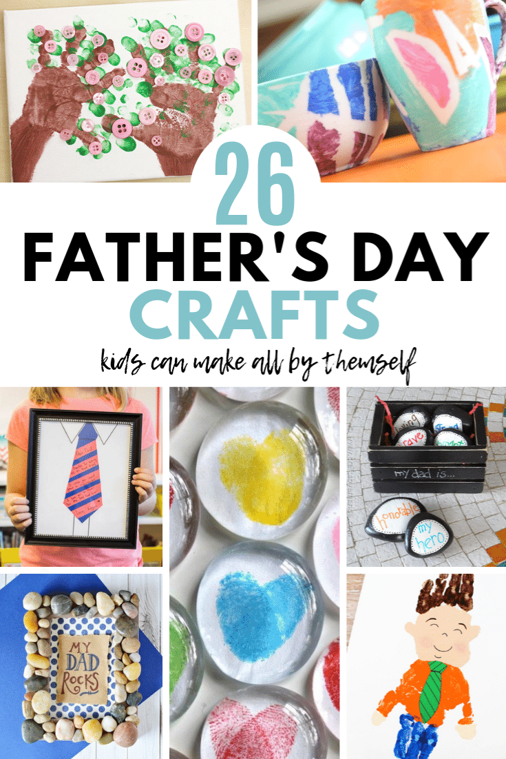 DIY Father's Day Crafts