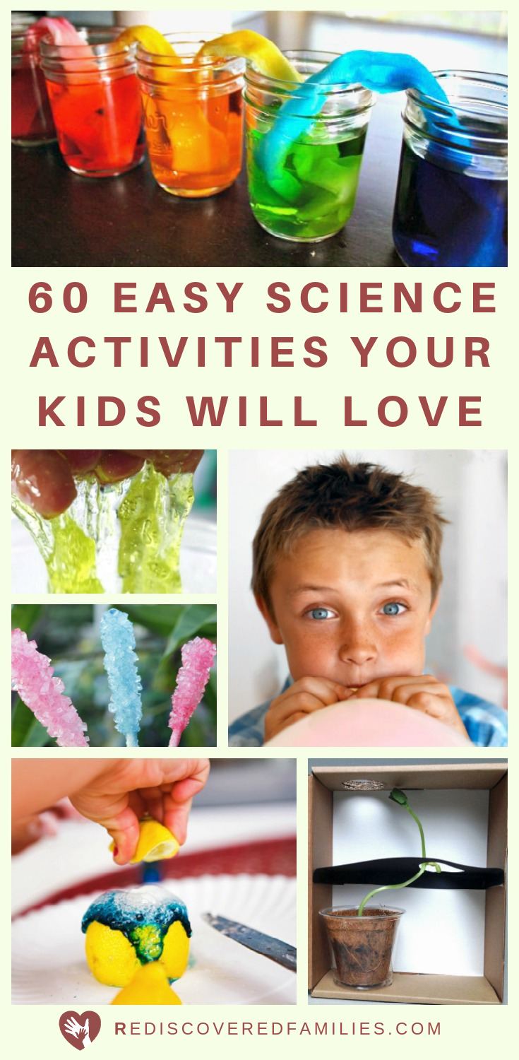 very simple science experiments