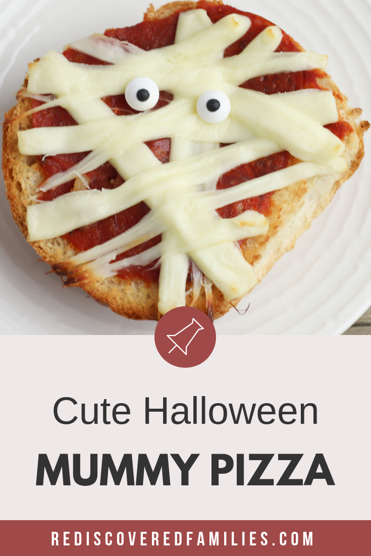 Fast and Easy Halloween Snack