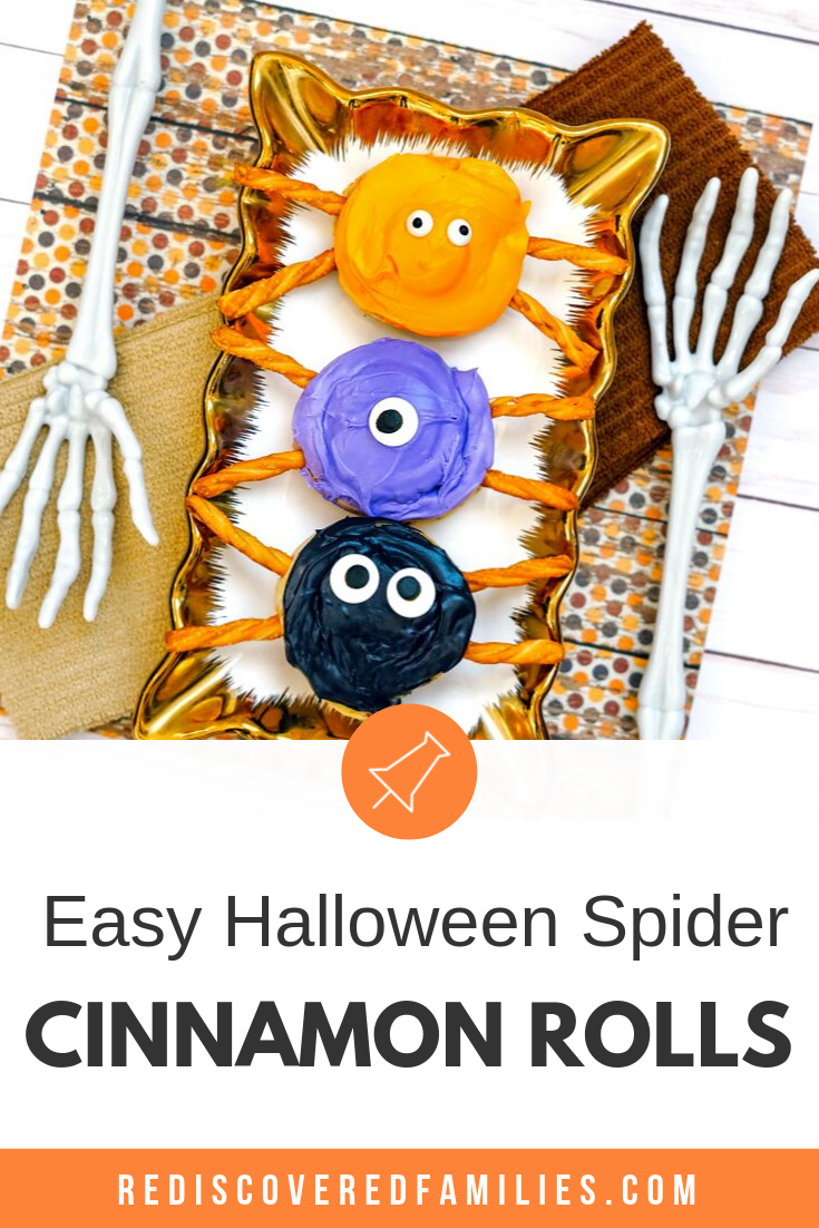 easy kid friendly Halloween treats.