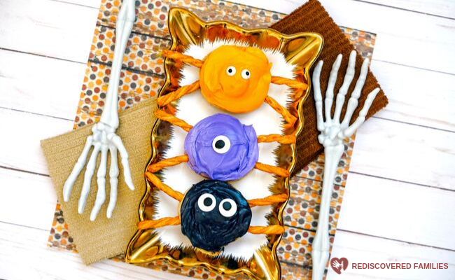 Easy Kid Friendly Halloween Treats