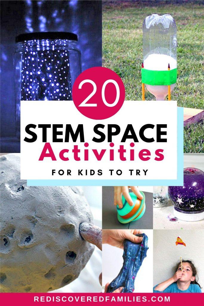 STEM space activities