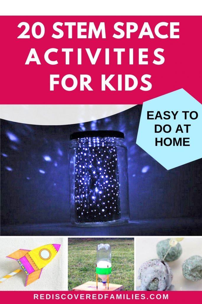 Top 20 Stem Space Activities Your Kids Will Love